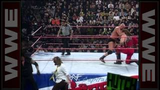 "The Undertaker vs. ""Stone Cold"" Steve Austin vs. Mankind vs. Kane: Capitol Carnage 1998"