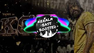 Karuvinil Enai [Bass Boosted] Song | K.G.F Chapter 1 Songs