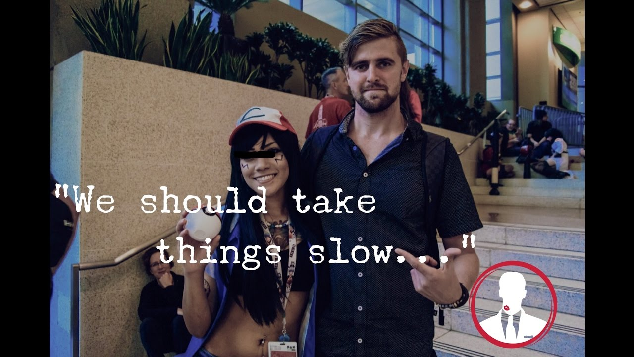 Taking things slow online dating - How To Find The man Of Your type