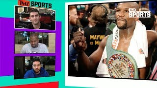Dana White Tells Floyd Mayweather It's The Octagon Or Nothing!   TMZ Sports