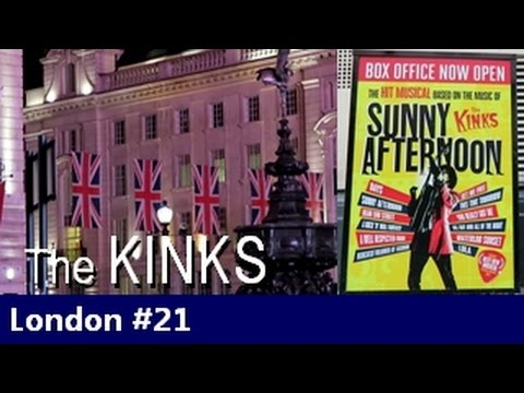 The Kinks. Sunny Afternoon Musical (Nostalgia fix: Kinks, 60's music) - Episode 21