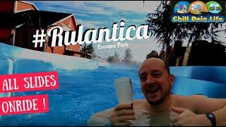 [Schwimmbad Check] RULANTICA - ALLE WASSERRUTSCHEN ONRIDE | Europa-Park Wasserpark | 2020