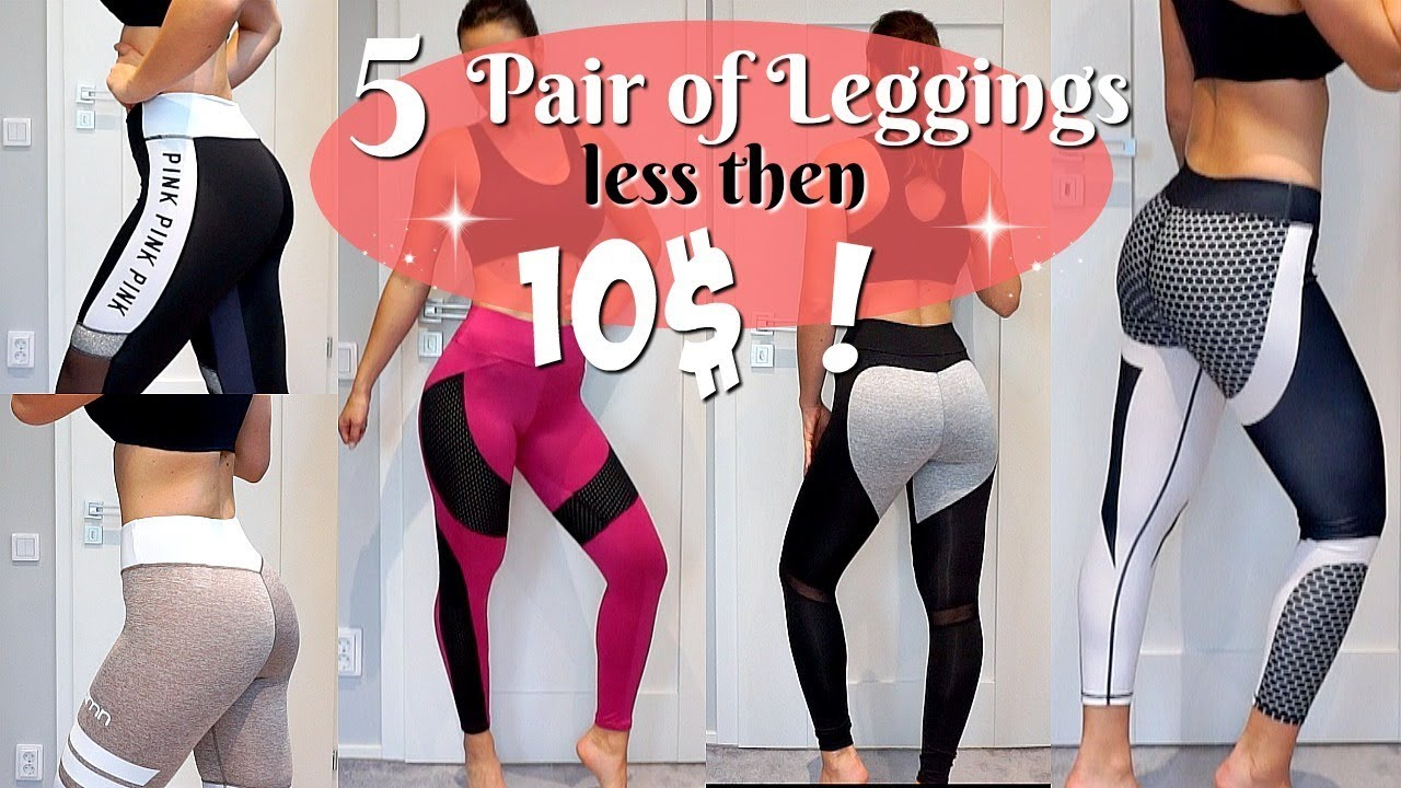 48aeb90708 5 pair of LEGGINGS LESS then 10$ - Aliexpress | HOT or NOT Saturday ...