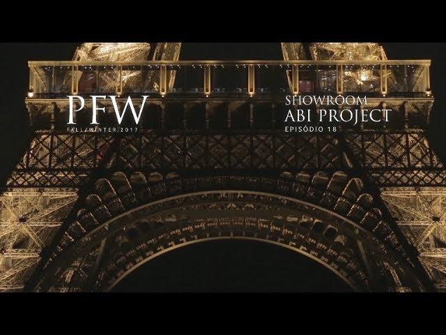 PFW EP18 |  Showroom Abi Project