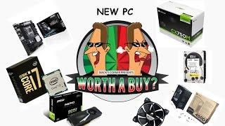 My New PC Build