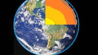 Как формируется энергия и магнитное поле Земли