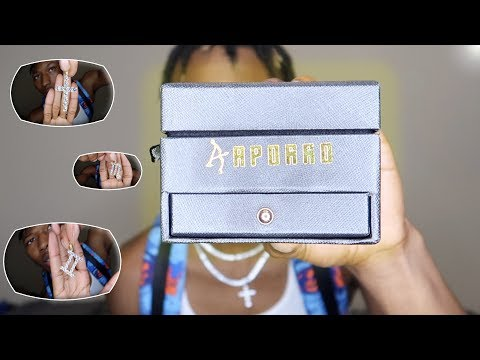 super-icey-jewelry-unboxing!-|-aporro-ice