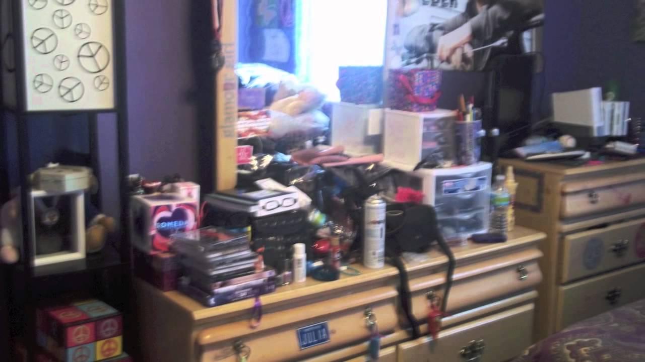 redecorating my room youtube