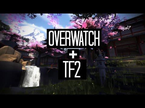 OVERWATCH EN TF2?! - TEAM FORTRESS 2