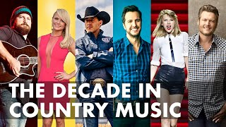 The 10 Defining Country Music News Stories of the Decade