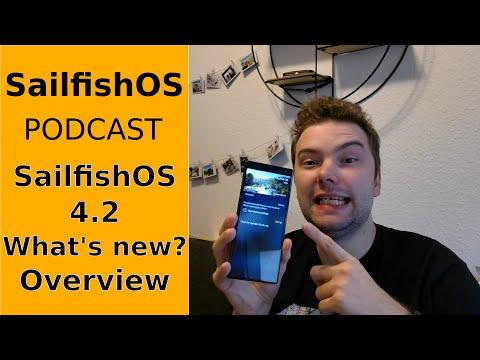 SailfishOS 4.2 - Whats new!?