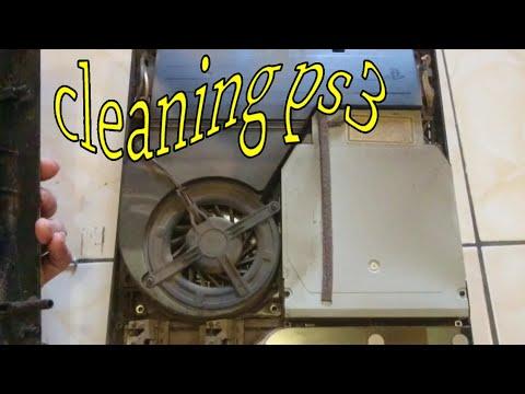 perawatan cleaning ps3