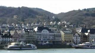Germany: The Middle Rhine Valley and the Rhine Gorge