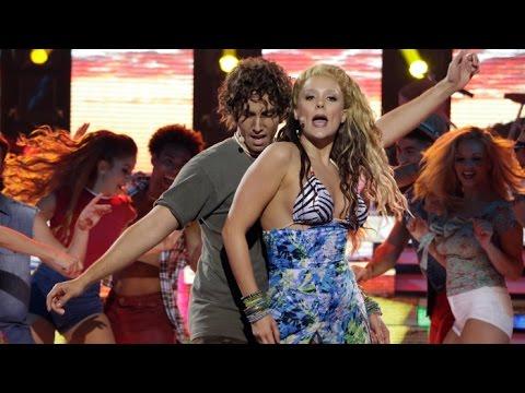 Lorena Gómez y Xuso Jones imitan a Shakira y Carlos Vives - Tu Cara Me Suena