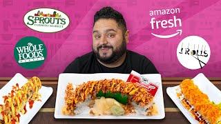 ¿Quién Hace el Mejor Sushi de Mercado? | El Guzii