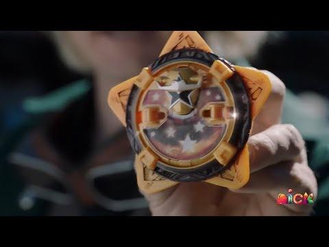 Power Rangers Super Ninja Steel - Superstar Power Star   Episode 17