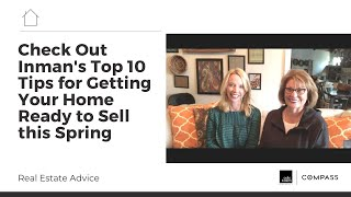 10 Tips for Getting Your Home Ready to Sell this Spring