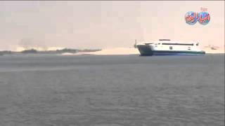 اغنياء العالم بصحبة الوليد بن طلال على يختة الملكي  بقناة السويس الجديدة