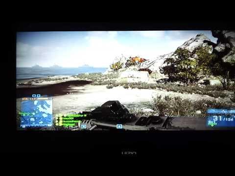 BATTLEFIELD 3 Asalto (Kharg Island)  Mi amigo el - javelin