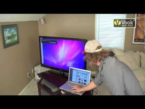 How To Create a Home Entertainment Network - Using Your TV as a Secondary Computer Monitor - Vook