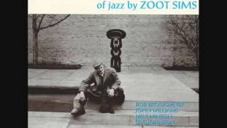 Zoot Sims (Usa, 1956)  - The Modern Art of Jazz (Full)