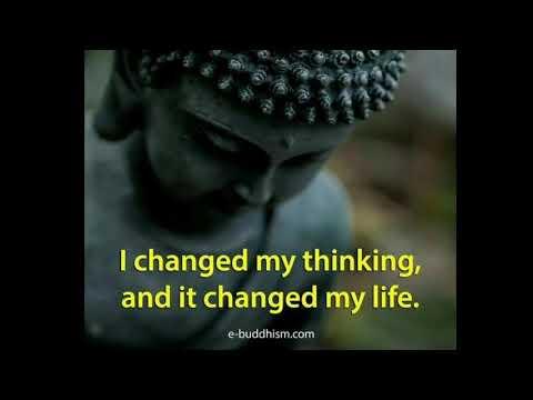 Buddha Life Changing English Quotes Status Youtube