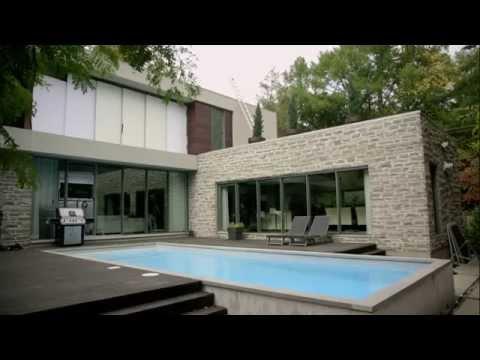 C'est juste de la TV: La maison des Beaux malaises avec Anaïs Favron