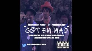 Hollywood FLOSS - Got Em Mad feat Termanology
