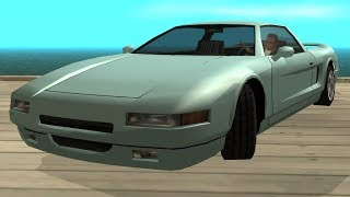 GTA San Andreas - Infernus