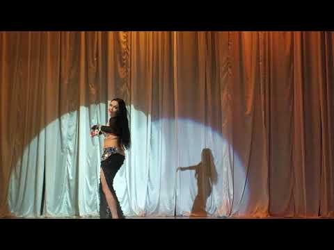 BELLY DANCE / STREET SHAABI / EL SAWAREEKH - LAA /JULIA ZADORNAYA