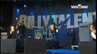 Billy Talent Devil In A Midnight Mass Live @ Rock am Ring 2009