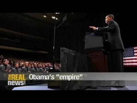"""Obama's """"empire"""""""