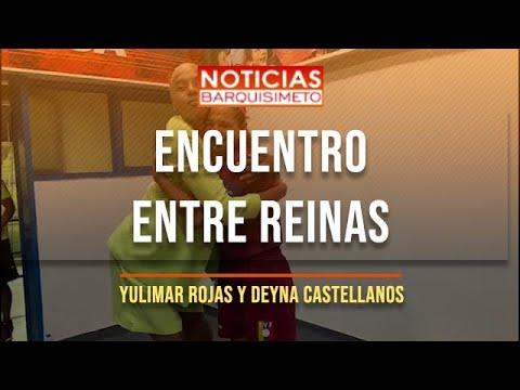 Encuentro entre Reinas: Yulimar Rojas y Deyna Castellanos