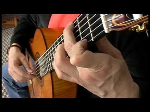 AISHA - Easy arrangement for the classical guitar