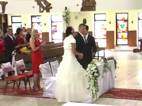 Wzruszający ślub Brat Zrobił Niespodziankę Siostrze Damian