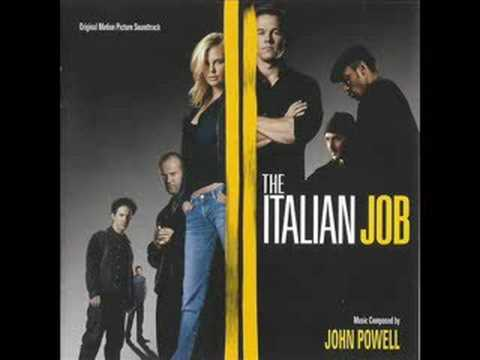 The Italian Job Soundtrack-   Bitter Suite