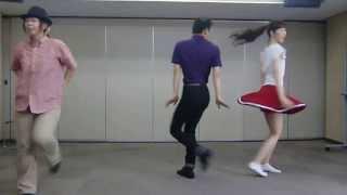 【giw.voyage】 You Should Be Dancing @ Osaka 8 June 2013 【glee dance】