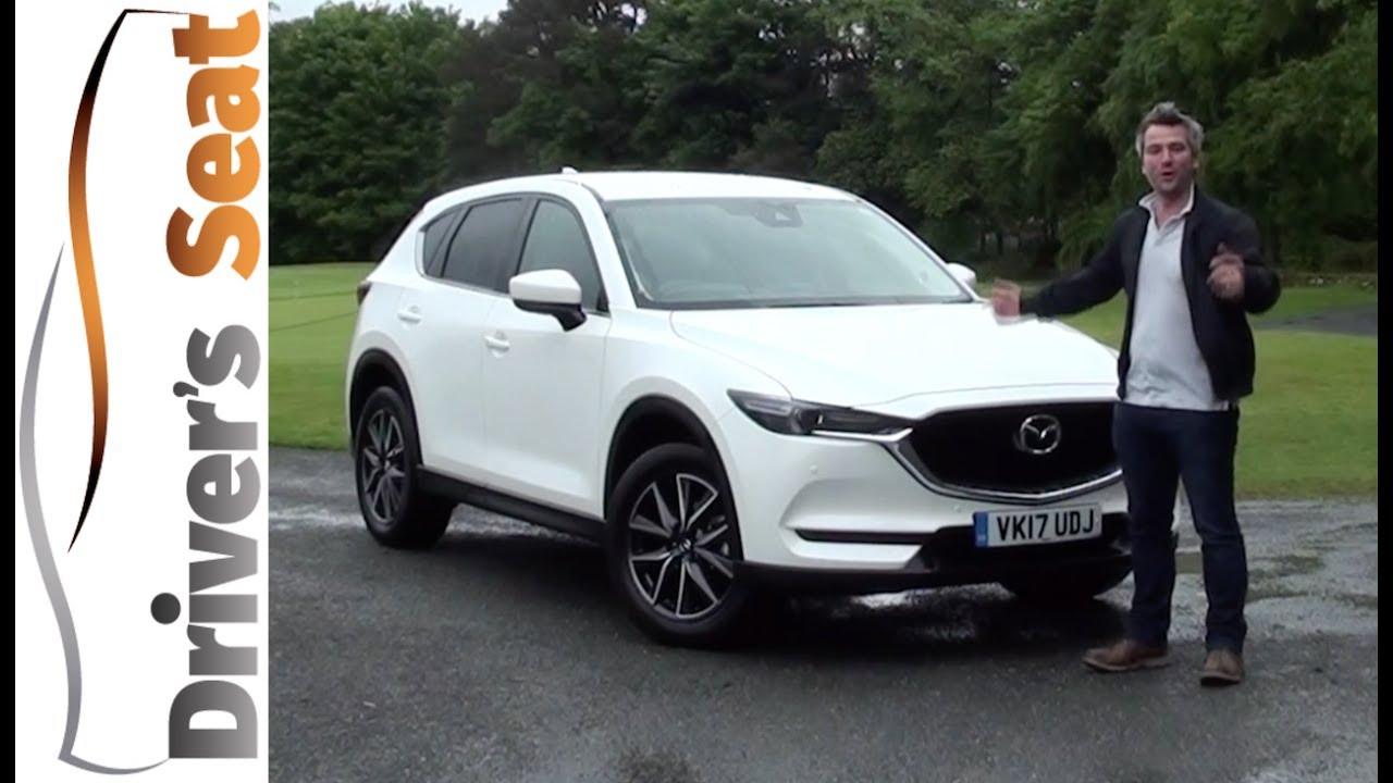 Mazda Cx Suv Review Driver S Seat Youtube