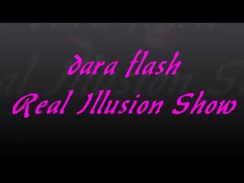Dara Flash -Real Illusion Show...Leipzig Geburtstagsparty