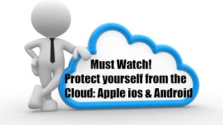 How to turn off Cloud auto backup & delete pictures / videos on icloud