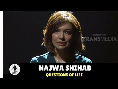 NAJWA SHIHAB : QUESTIONS OF LIFE | HITAM PUTIH (08/01/18) 1 - 4