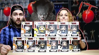 IT MOVIE POPS! | Most Terrifying Pennywise Yet!