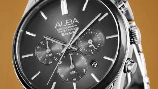 ALBA Watch AT3873X1