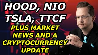 HOOD, NIO, TSLA, TTCF - Top Stock Picks for Friday, July 30, 2021