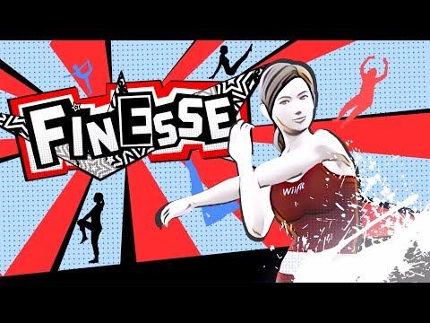 Finesse 2 - A Wii Fit Trainer Montage/Combo Video ft. Sinogara (Super Smash bros. Wii U)