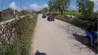 Quad Tour Mallorca | Trailer 2.0 by QTM | quad-team-mallorca.com