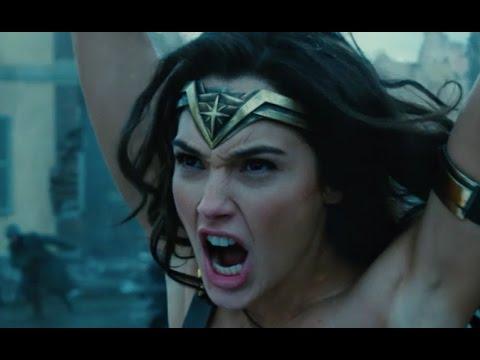 TRAILER: Wonder Woman. Starring Gal Gadot and Chris Pine
