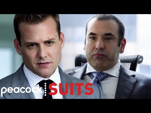 ''You And I... We're Done!'' - Harvey Specter | Suits