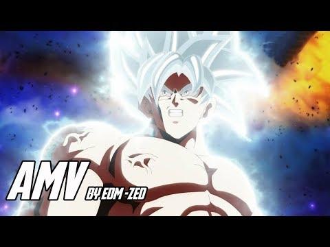 AMV Dragon Ball Super 🔆 Goku 3 Lần Bản Năng Vô Cực - Đánh Bại Jiren Và Kefla thumbnail