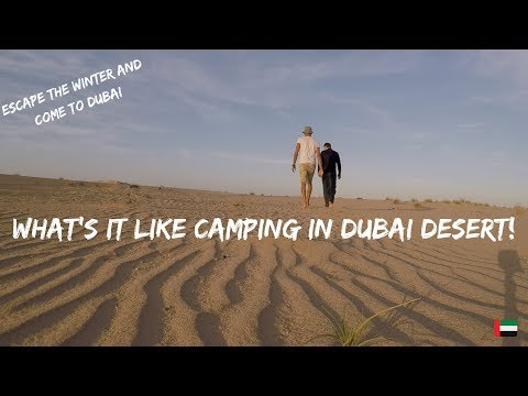 Camping in Dubai UAE made easy